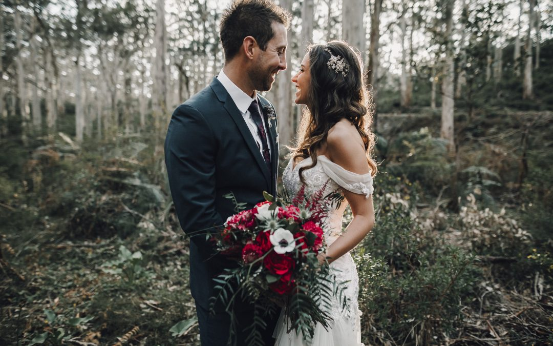 Natalie and Ben's Boranup Forest Wedding