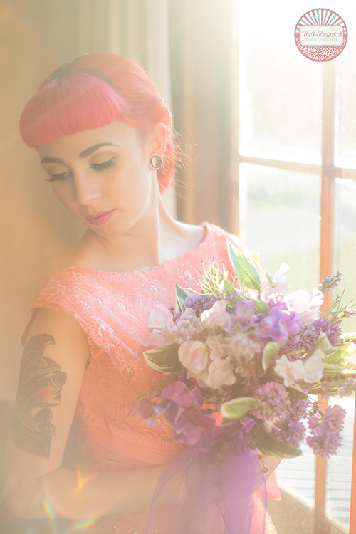 Vintage Bridal Collaboration Shoot