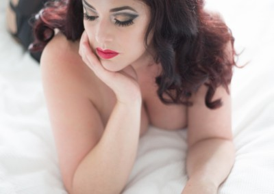 Red Leopard Photography Angela Mee Hair & Makeup