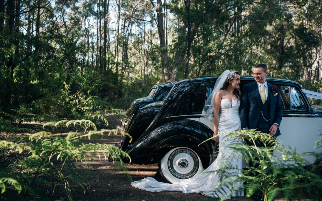 Amanda and Adrian's 1920's Peaky Blinders Themed Wedding