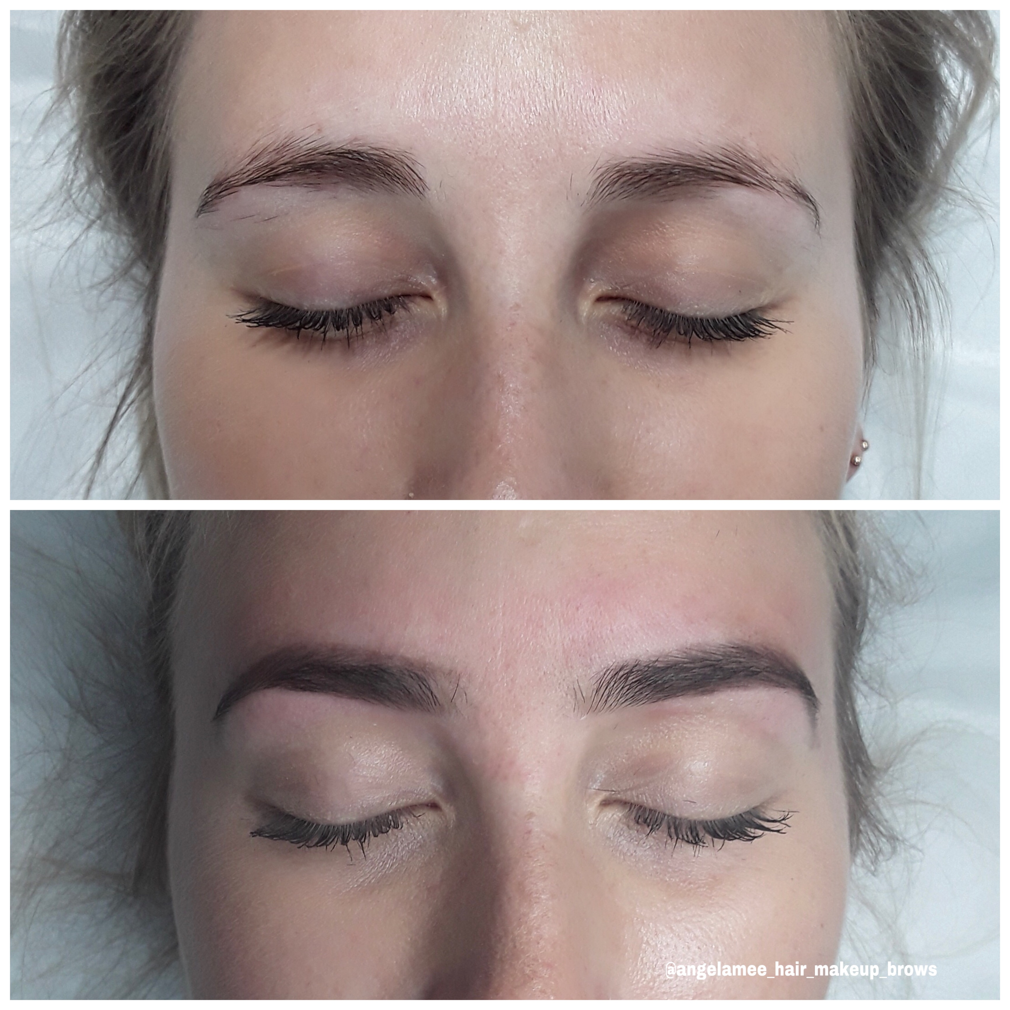 Winners of the 2018 Brow Makeover