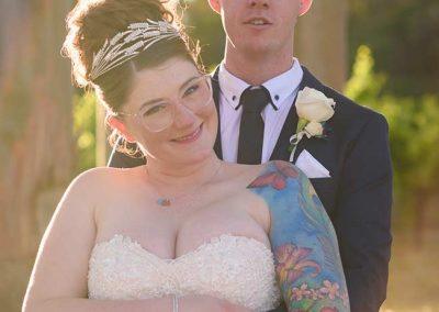 Danielle and Benjamin's Wedding